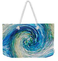 Wave To Van Gogh II Weekender Tote Bag