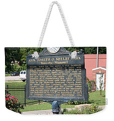 Waverly Missouri Weekender Tote Bag