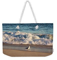 Waves Crashing  Weekender Tote Bag