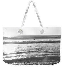 Waves Of Life Weekender Tote Bag