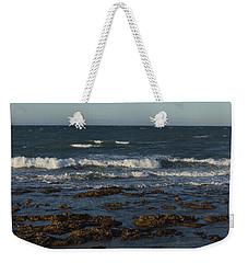 Waves Rolling Ashore Weekender Tote Bag