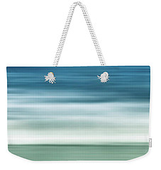 Waves Weekender Tote Bag by Wim Lanclus
