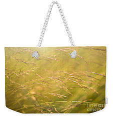 Waving Grass Weekender Tote Bag by Diane Diederich