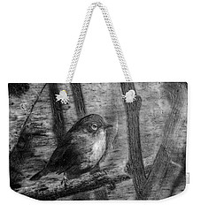 Wax-eye Weekender Tote Bag