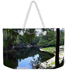 Way Down Upon The Suwannee River Weekender Tote Bag by Warren Thompson
