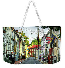 Way Downtown Weekender Tote Bag