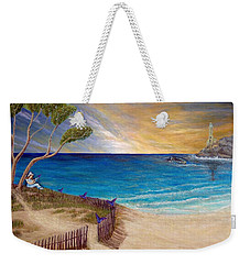 Way To Escape Weekender Tote Bag