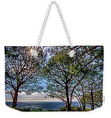 Wayfarer's  Ocean View Weekender Tote Bag