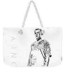 Wayne Rooney Weekender Tote Bag by ISAW Gallery