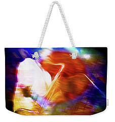 Wayne Shorter   Digital Watercolor Paintings Weekender Tote Bag