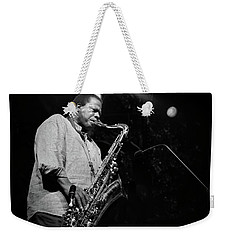 Wayne Shorter Discography Weekender Tote Bag