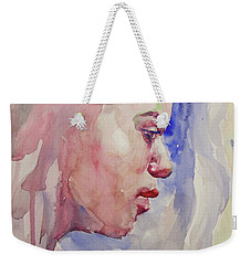 Wc Portrait 1618 Weekender Tote Bag by Becky Kim