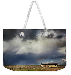 Weekender Tote Bag featuring the photograph We All Need A Little Hope by Laurie Search