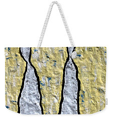 We Are Much Alike You And I Weekender Tote Bag by Mario Perron