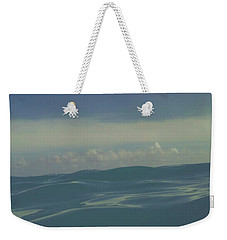 Weekender Tote Bag featuring the photograph We Are One by Laurie Search