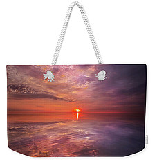We Are The Dreamers Of Dreams Weekender Tote Bag by Phil Koch
