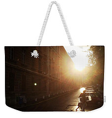 We Live In Budapest #11 Weekender Tote Bag