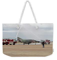 We Salute You Weekender Tote Bag