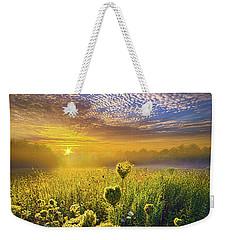 We Shall Be Free Weekender Tote Bag