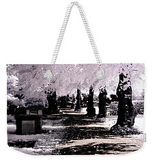 We Will Be Trees Weekender Tote Bag