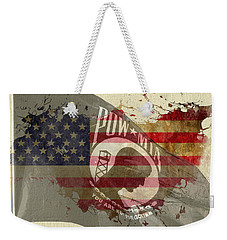 We Will Remember You Weekender Tote Bag