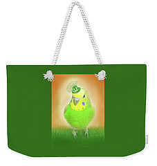 Wearin' Of The Green Weekender Tote Bag