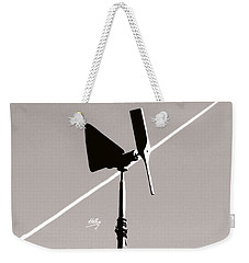 Weather Vane Weekender Tote Bag