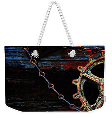 Weathered And Worn Weekender Tote Bag by Bob Orsillo