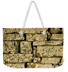 Weekender Tote Bag featuring the photograph Weathered by Kennerth and Birgitta Kullman