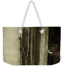 Weathered Weekender Tote Bag