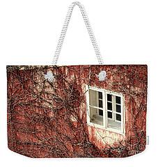 Weathered View Weekender Tote Bag