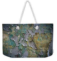 Weathered Wall 2 Weekender Tote Bag