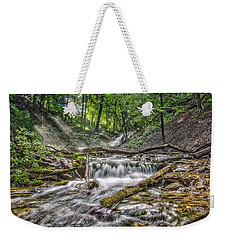 Weaver's Creek Falls Weekender Tote Bag
