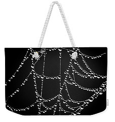 Web And Water Weekender Tote Bag