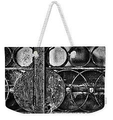 Web Covered Door Lock - La Recoleta Cemetery Weekender Tote Bag by Stuart Litoff
