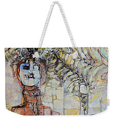 Web Of Memories Weekender Tote Bag