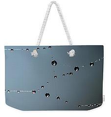 Web Water Weekender Tote Bag