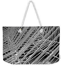 Web Wired Weekender Tote Bag by Cathy Dee Janes