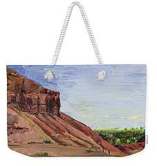 Weber Sandstone Weekender Tote Bag