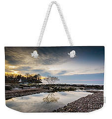 Webster Ny Lake View Weekender Tote Bag