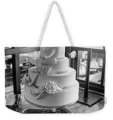 Wedding Cake Bw Series 0956 Weekender Tote Bag