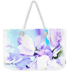 Wedding Flower Pedals Weekender Tote Bag