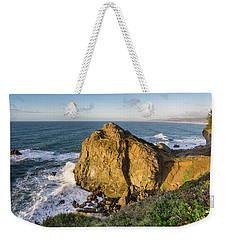 Wedding Rock Evening Light Weekender Tote Bag