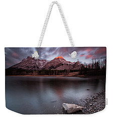 Wedge Pond Dawn Weekender Tote Bag