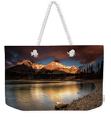 Wedge Pond Sunpeaks Weekender Tote Bag