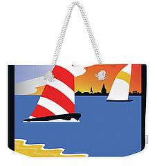 Wednesday Afternoon Weekender Tote Bag