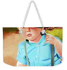 Wee Laddie  Weekender Tote Bag