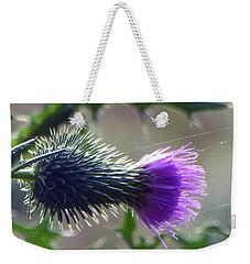 Weed Flower 2 Of 5 Weekender Tote Bag