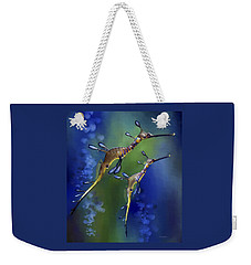 Weedy Sea Dragon Weekender Tote Bag