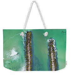 Weekapaug Breachway Weekender Tote Bag